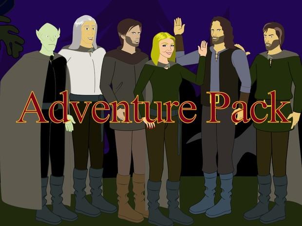 Moho Adventure Pack