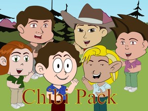 M1 Chibi Pack for Moho and Anime Studio