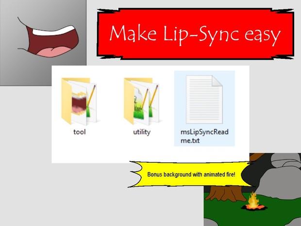 Lip-Sync for Moho