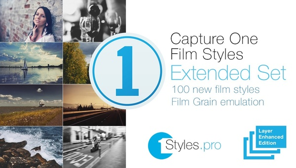 Extended Film Styles Set LE (Layer Enhanced)