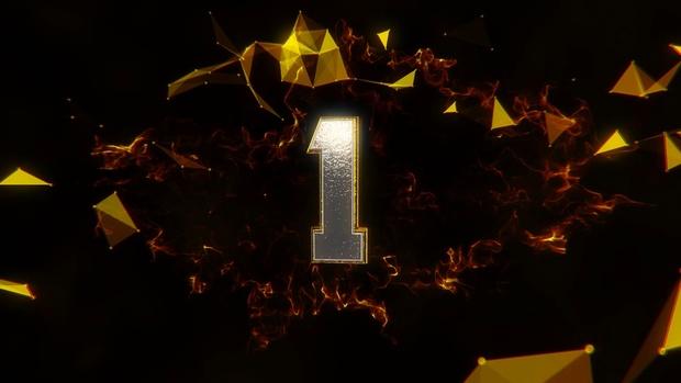 3D 'Top 10 Countdown' Template [60 fps] [HD]