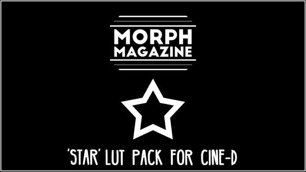 Panasonic G7 / GH4 - 'Star' LUT Pack for Cine-D