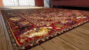 Eastern Fur Carpets for UE4 Marketplace
