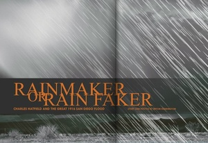 Rainmaker or Rain Faker?