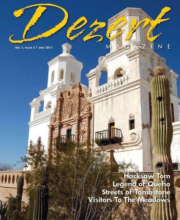 Dezert magazine July 2011