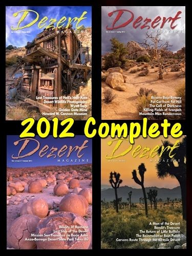 2012 Complete Year ( 4 Issues )