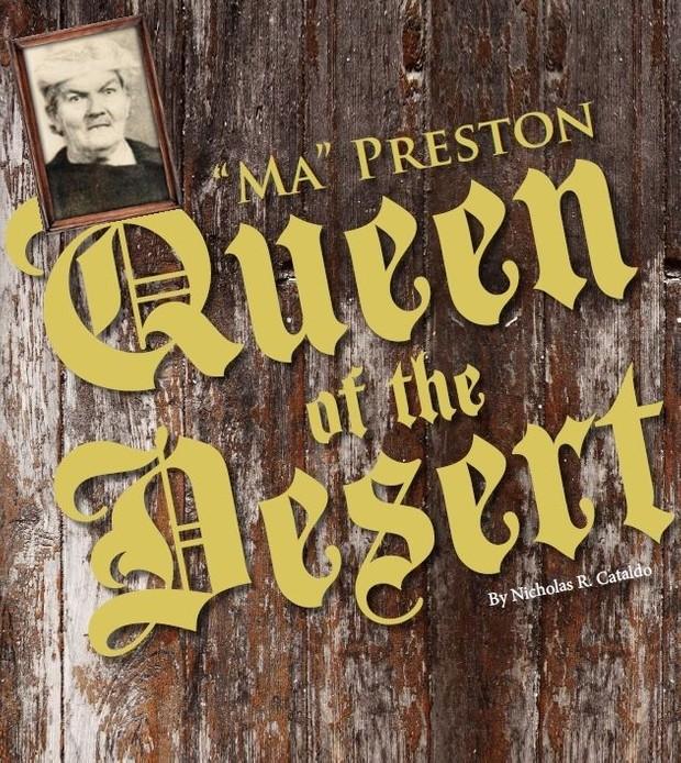 Ma Preston Queen of the Desert