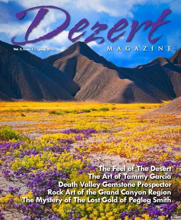 Dezert magazine Spring 2013