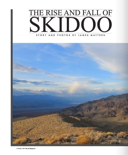 The Rise and Fall of Skidoo