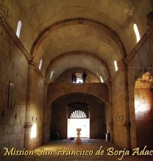 Mission San Francisco de Borja Adac