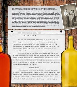 The Legend of Bourbon Springs