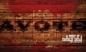 Avote, a Story of a Troubled Indian