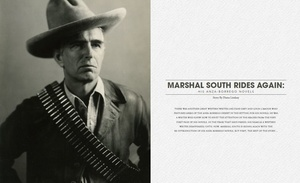 Marshal South Rides Again