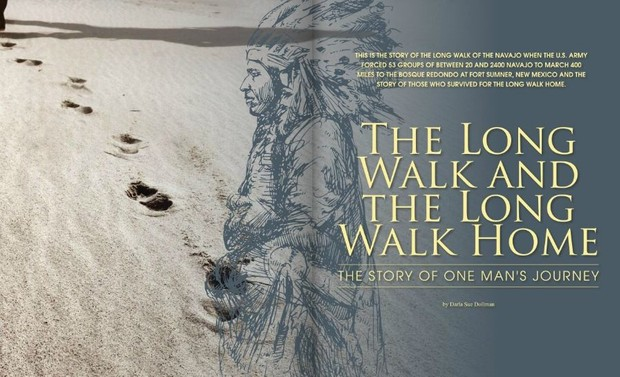 The Long Walk and the Long Walk Home