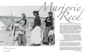 Marjorie Reed; Desert Artist
