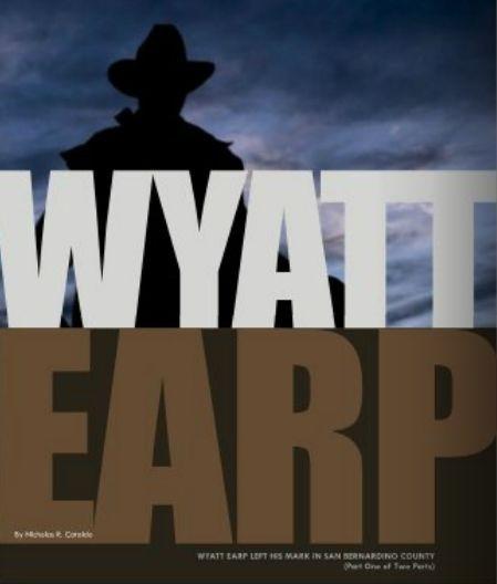 Wyatt Earp- After Tombstone