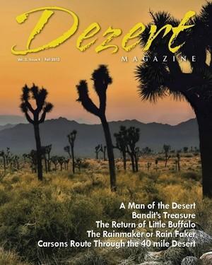 Dezert magazine Fall 2012
