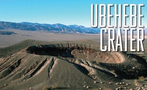 Discover the Ubehebe Crater