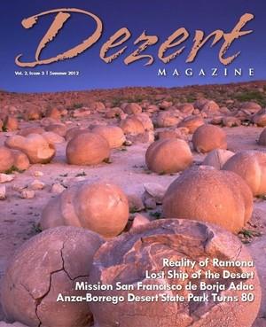 Dezert magazine Summer 2012