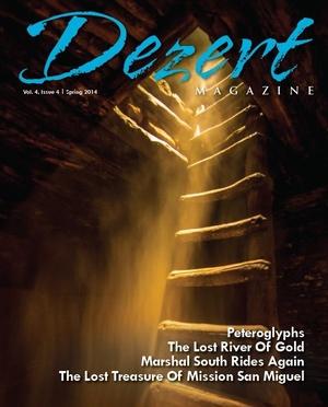 Dezert magazine Spring 2014