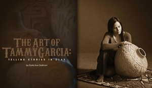 The Art of Tammy Garcia, Telling Stories in Clay