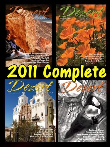 2011 Complete Year ( 4 Issues )