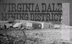 Virginia Dale Mining District ( 29 Palms Ca. )