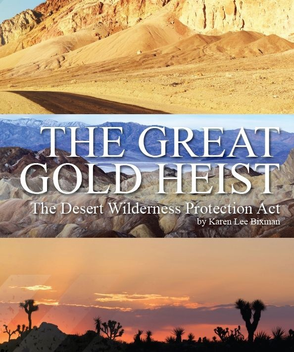 The GREAT Gold Heist