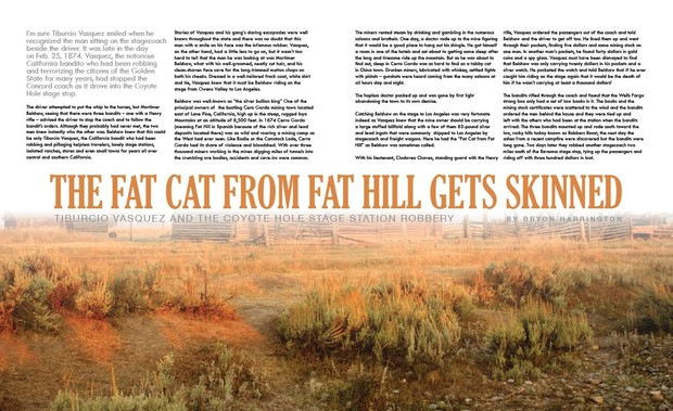 The Fat Cat from Fat Hill Gets Skinned