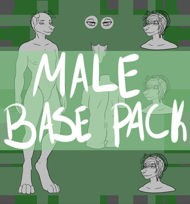 Male Base Pack