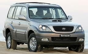 Hyundai Terracan 2002 2003 2004 2005 repair manual