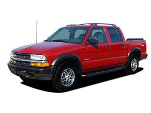 Chevrolet S-10 Chevy 1994-2004 repair manual download