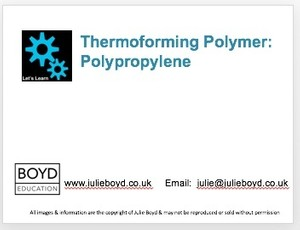 Thermoforming Polymer: Polypropylene