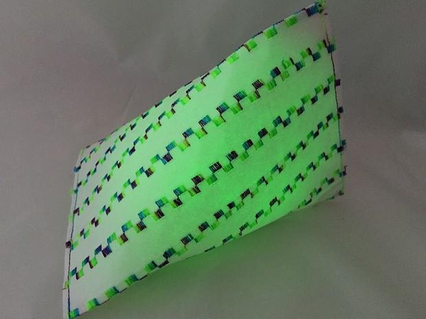 Tetrahedron Decorative Fabric Light Instructions