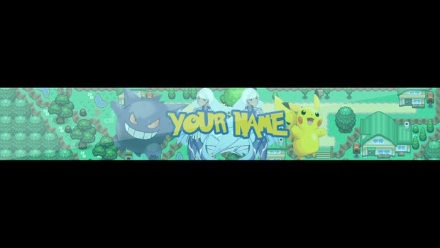 Team Pokemon Banners Snack Bar Banners