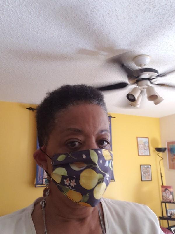 SheTalkx... Adult Protective Face Masks