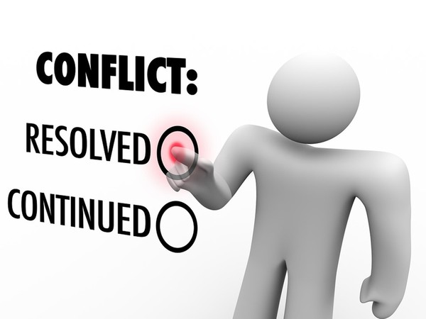 Conflict Resolution Webinar Worksheets