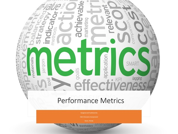 Leadership Development:  Performance Metrics  -  the Series