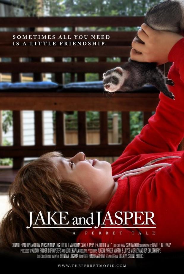 Jake & Jasper: A Ferret Tale [HD Digital Download]