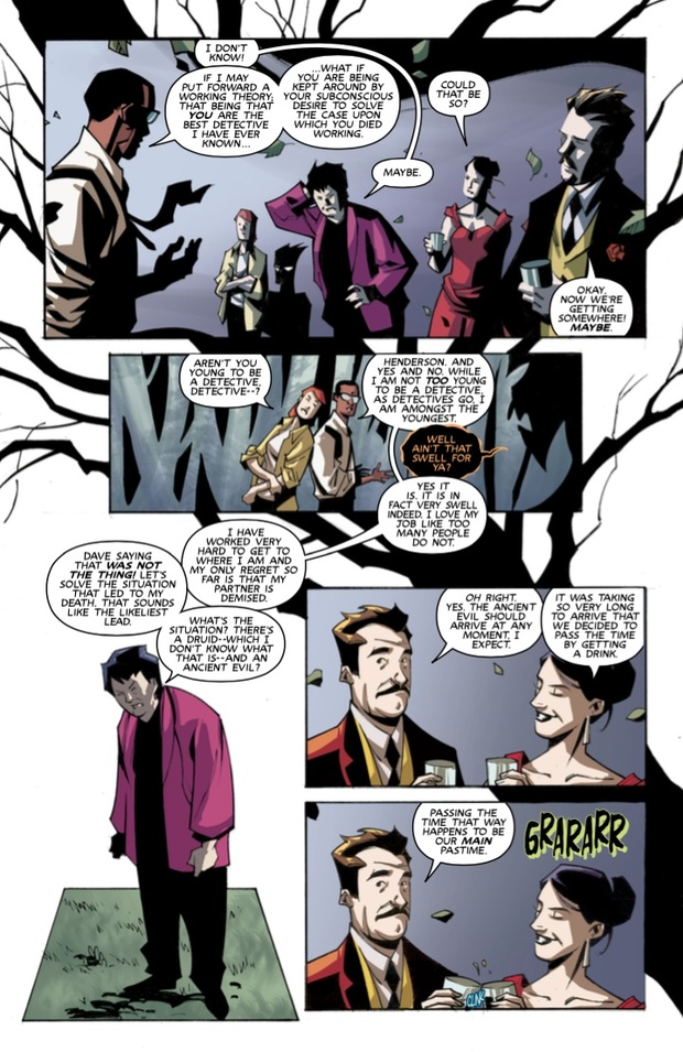 The Thrilling Adventure Hour Presents BEYOND BELIEF #4