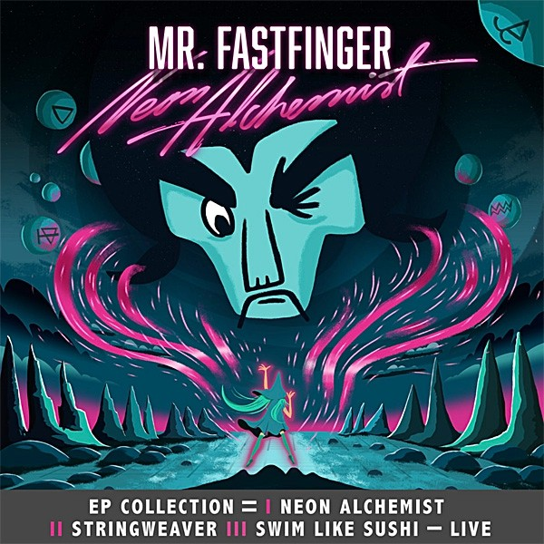Neon Alchemist: CD + Download