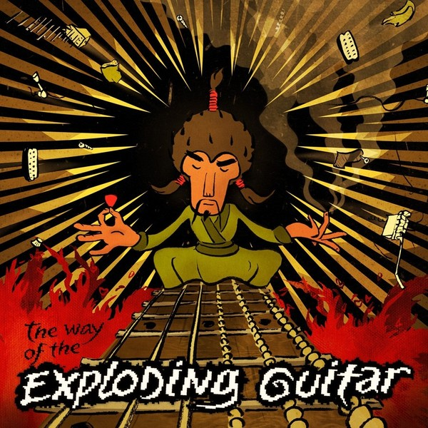 Mr. Fastfinger: The Way of the Exploding Guitar (Download)
