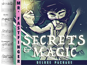 Secrets and Magic Deluxe package (with audio/video/tabs)
