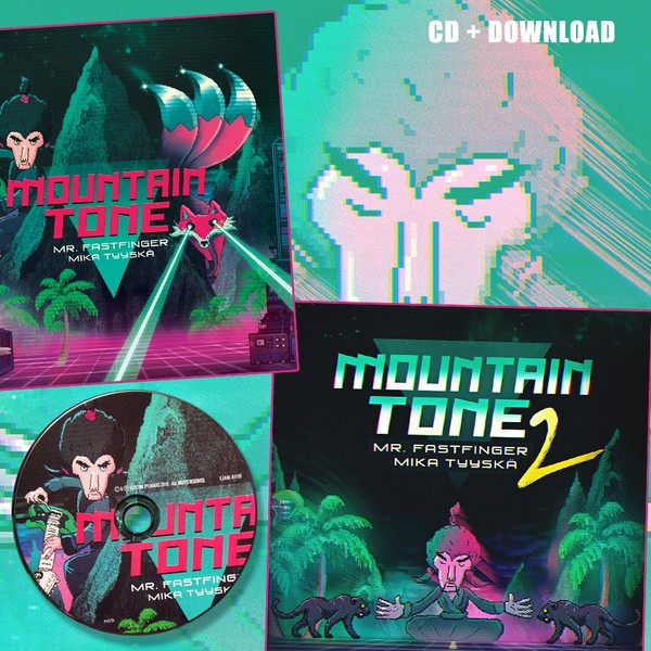 Mountain Tone:  CD + Download (MT 1 + MT2)