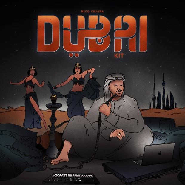 Nico Chiara - Dubai Bundle (Drumkit+Samples)