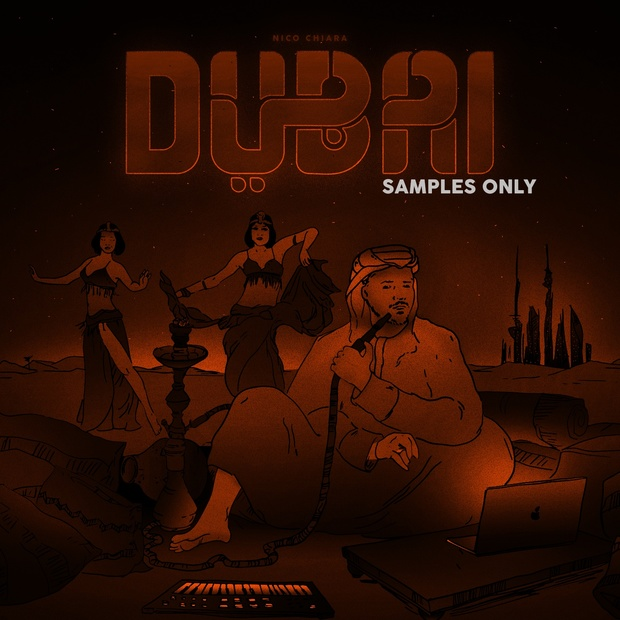 Nico Chiara - Dubai ++ samples ++  only