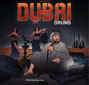 Nico Chiara - Dubai ++ drums ++ only