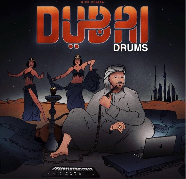 Nico Chiara - Dubai Kit 1 (Drums Only)