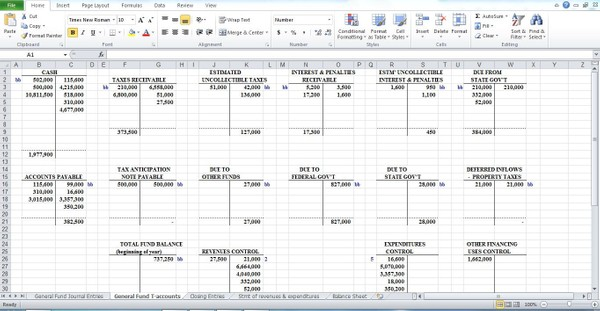 Continuous Problem – City of Monroe ELEVENTH EDITION Chapters 2 through 8 Solution