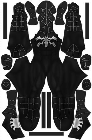 Spectacular Spider-Man Symbiote